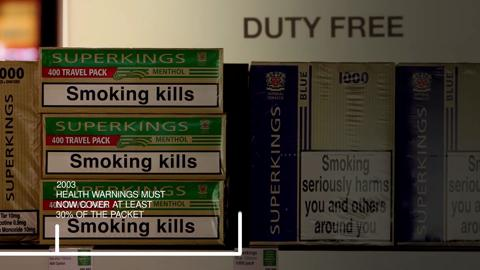 Tobacco salesman given 1,200 free cigarettes a month has inoperable …