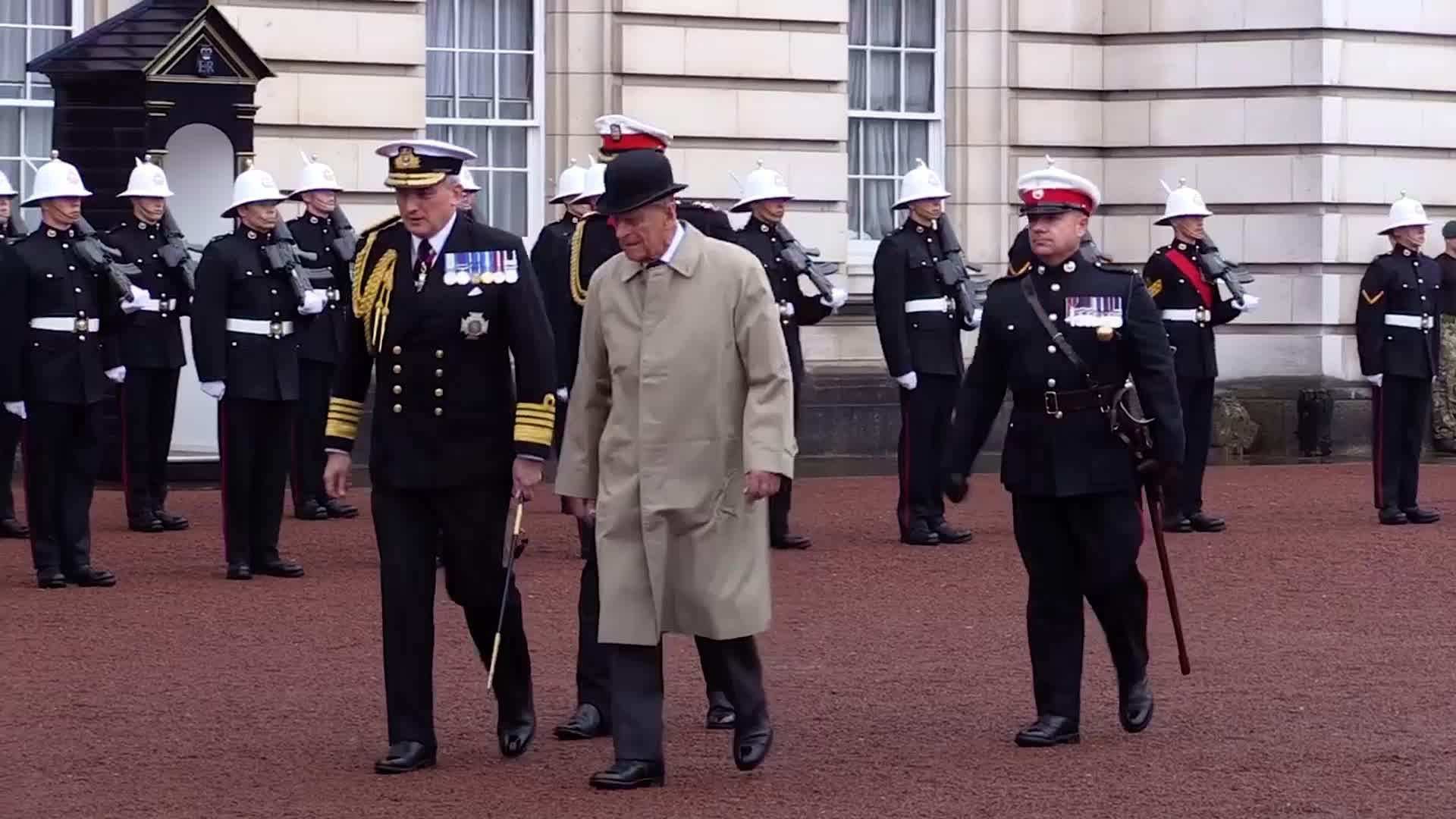 Prince Harry and Meghan Markle wish 'Grandpa' Prince Philip a happy birthday
