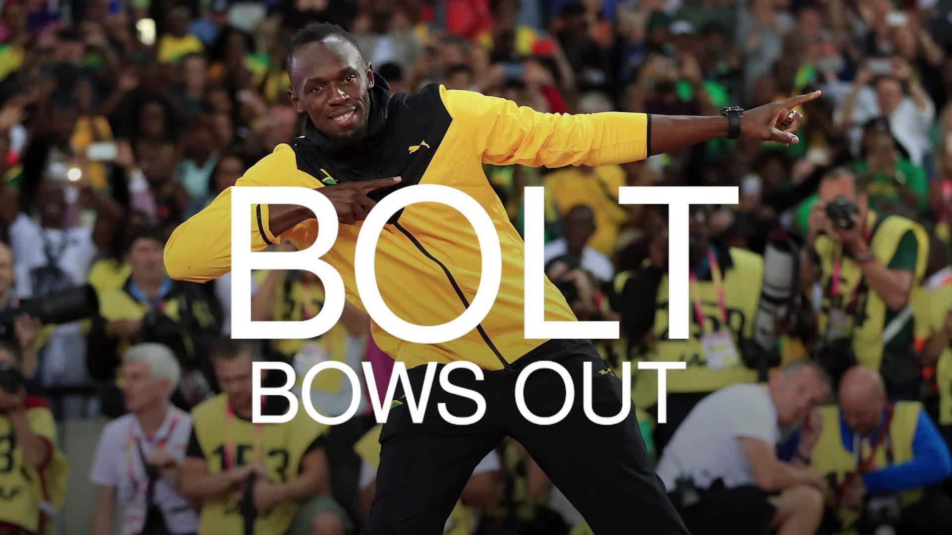 dc54f247bc1 Sprint legend Usain Bolt in talks over six-week trial with Australian  A-League club Central Coast Mariners