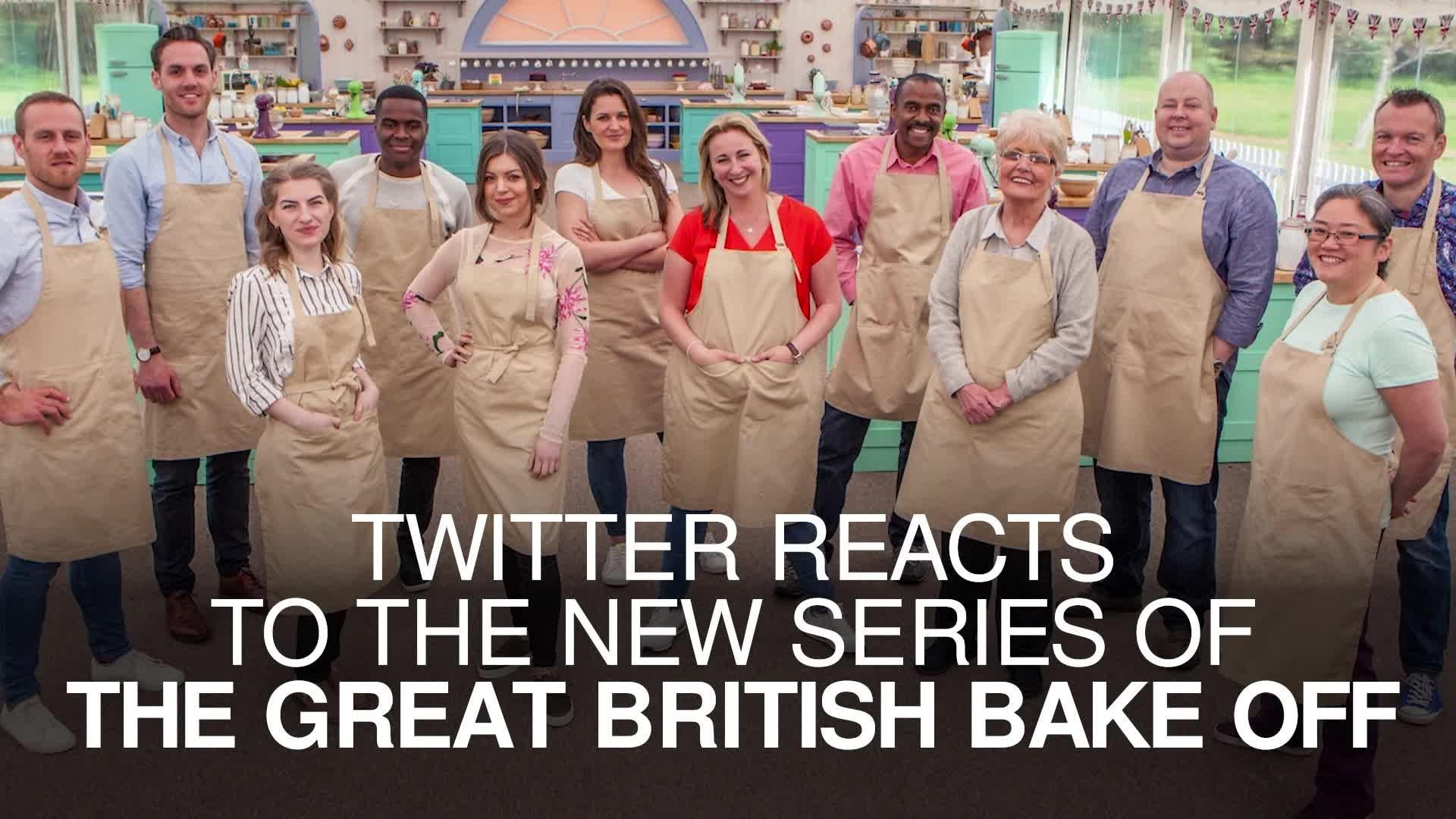 Great British Bake Off 2017 Viewing Figures Drop By Almost 4