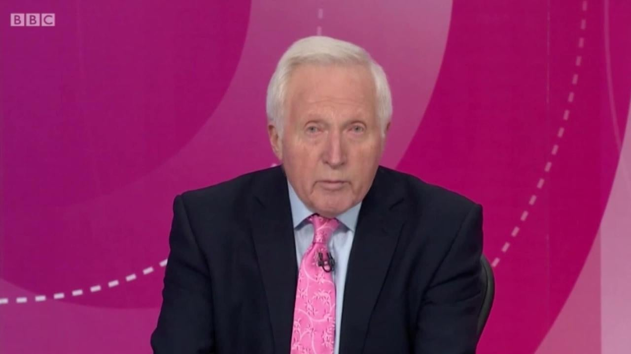 b16e9a4391182c BBC Question Time filming cut short after audience member falls ill ...