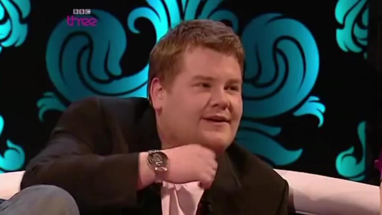 46ba5e97856 Lily Allen claims James Corden  came on to her  during TV interview ...