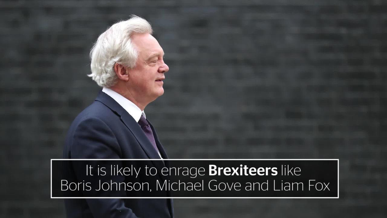 EU demands in next round of talks set to enrage Cabinet Brexiteers, leak reveals