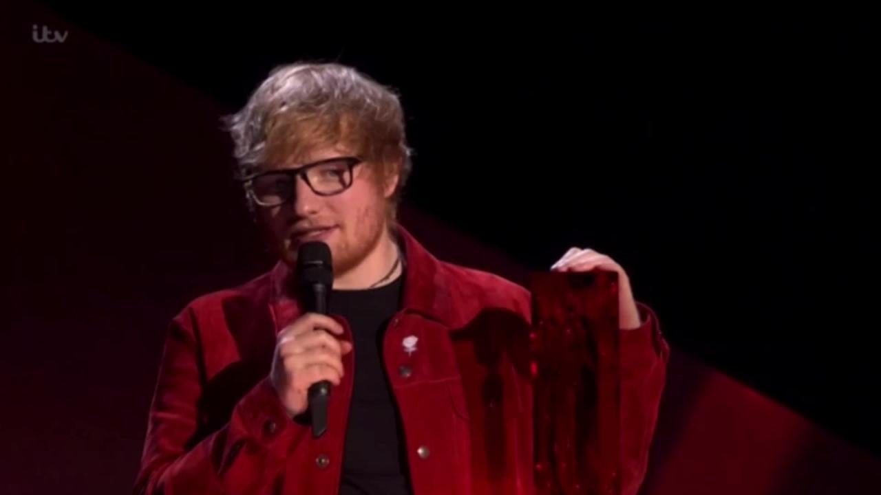 Ed Sheeran doubles wealth in a year after massive world tour