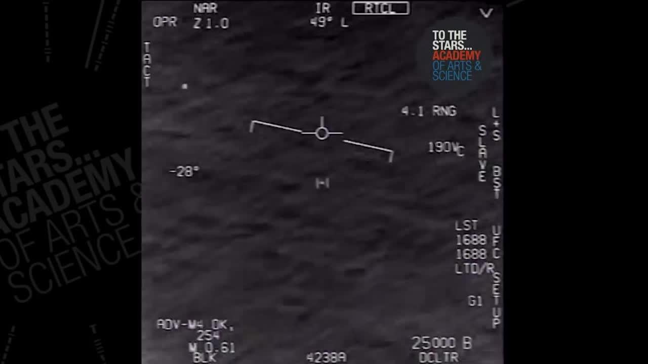 Significant number of UFOs spotted over US airspace by Navy pilots