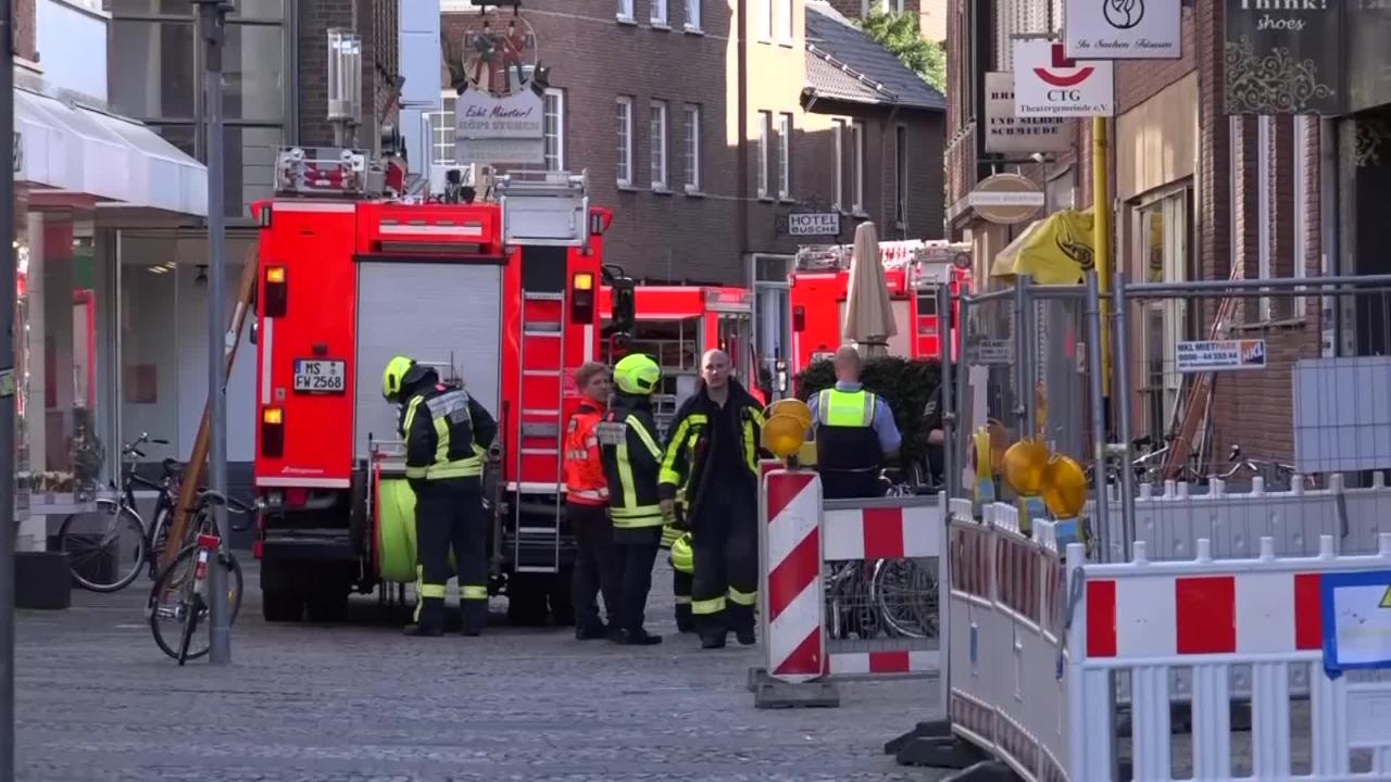 506da0050d Van crashes into crowd in Germany city of Münster