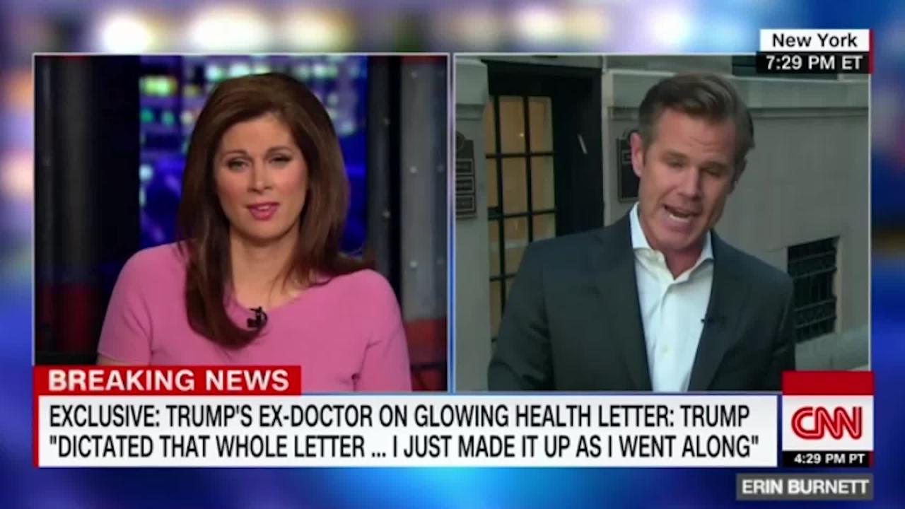 Trump doctor's letter in full: Full text of Harold Bornstein's