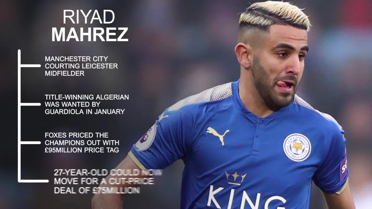 113b4d20184 Riyad Mahrez, another talented schmuck scooped up in a Manchester City  transfer simply for the sake of it | The Independent