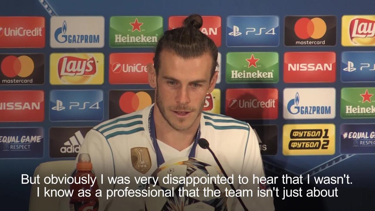 4ca409efa Gareth Bale is finally ready for Real Madrid transfer
