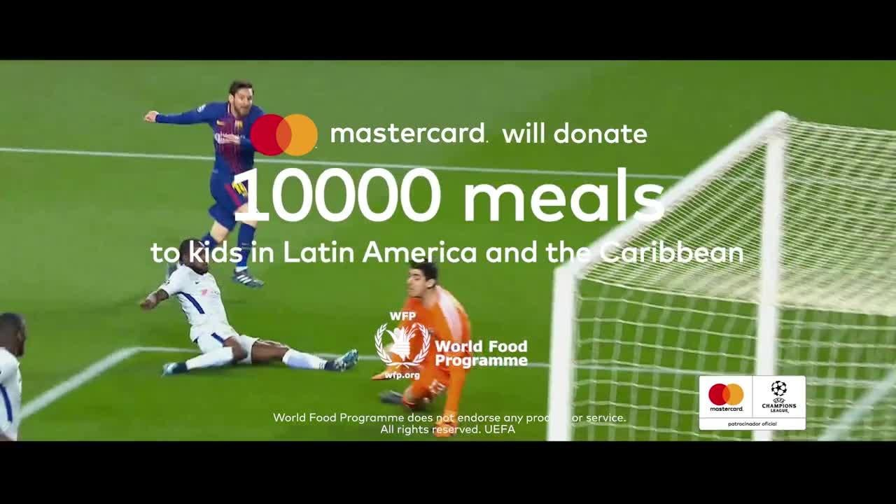 World Cup 2018: Neymar and Messi Mastercard campaign to feed starving children branded 'disgusting'