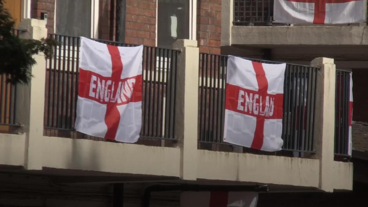 8279d7ec939 Is flying a St George s flag an act of patriotism or a symbol of all that  is bad about England