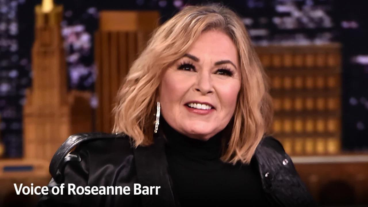 Roseanne Barr lashes out at former co-star Sarah Gilbert: 'She destroyed the show and my life'