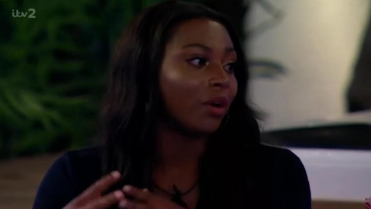 bbd9e387ad839a Love Island LIVE  Samira leaves as Alexandra must choose between Doctor Alex
