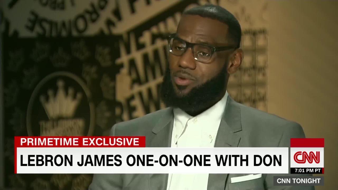 eb75b96a1c3f Trump insults NBA star Lebron James in midnight Twitter tirade   I like  Mike!