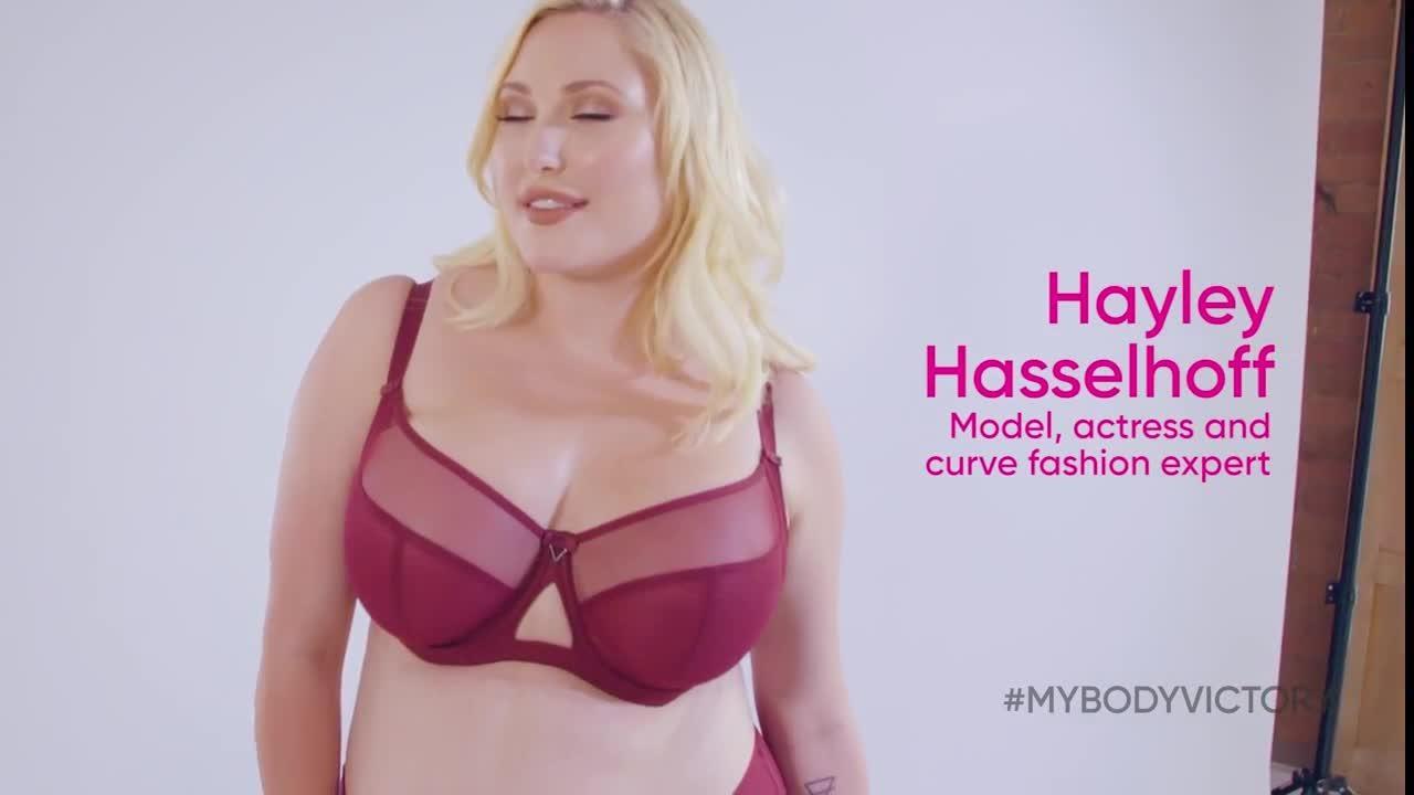 Lingerie brand Curvy Kate celebrates body positivity with all-inclusive new  campaign  667e3e016