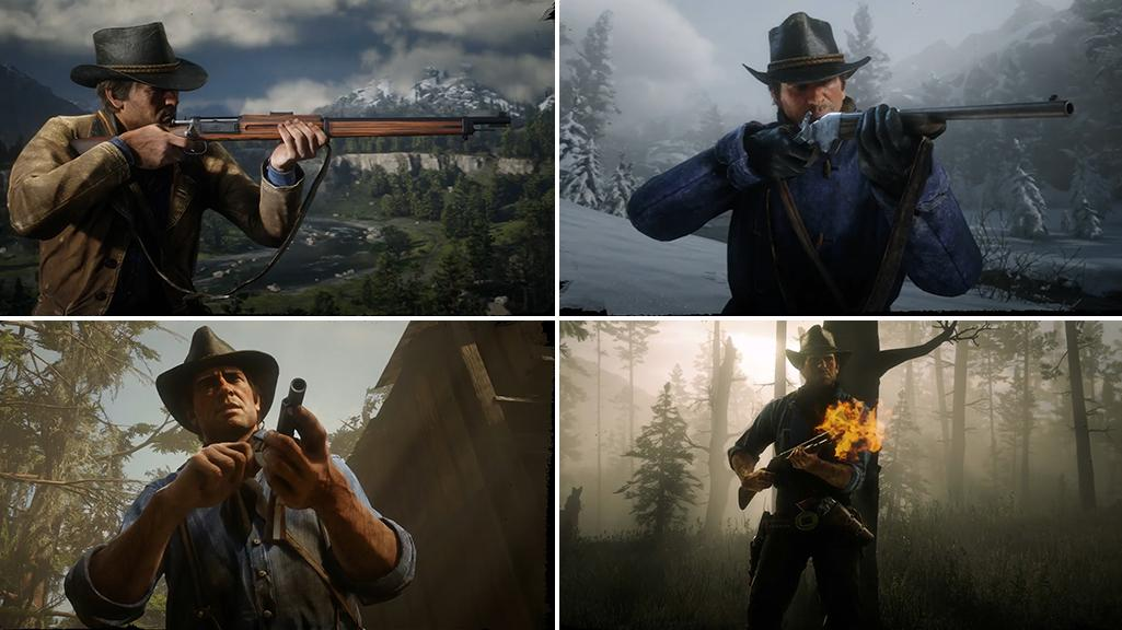 Red Dead Redemption 2 Cast Meet The Voice Actors Behind The Band Of