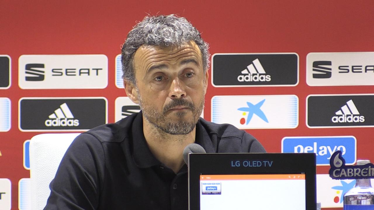 Luis Enrique: Spanish FA call surprise press conference with former Barcelona boss expected to leave