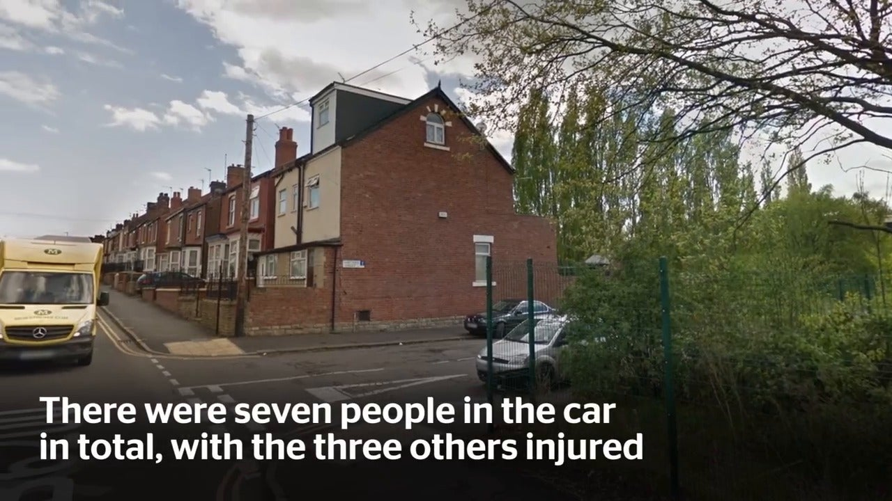 Baby among four dead after Sheffield police car chase
