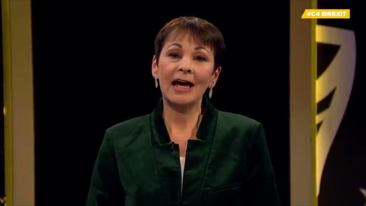 A 'unity' government is our last hope of stopping Brexit – and Caroline Lucas is the only MP fit to lead it
