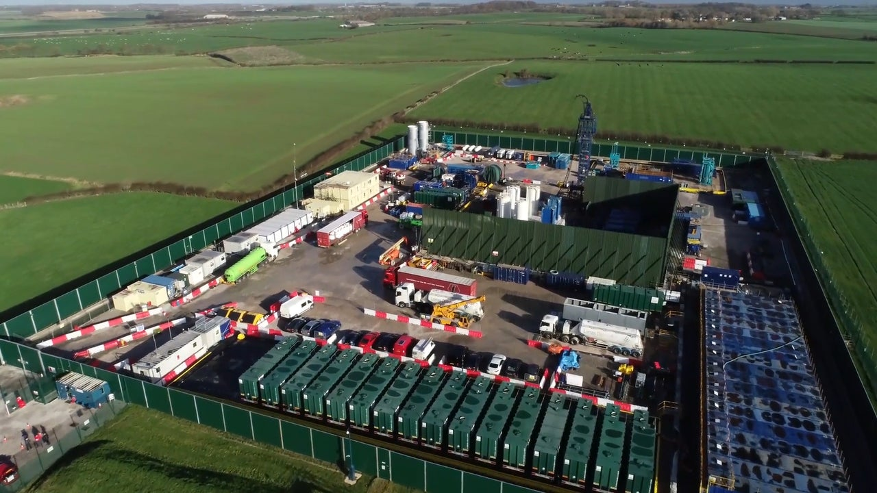 Cuadrilla 'ready to frack' at second well in Lancashire as pressure on embattled industry builds