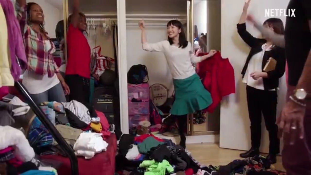 Marie Kondo to write children's book about friends who tidy up