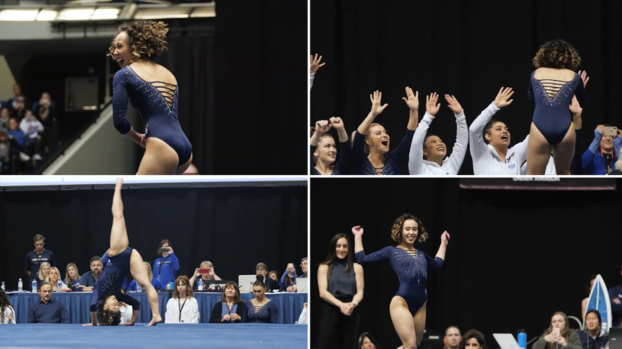 Gymnast Katelyn Ohashi speaks out about body shaming