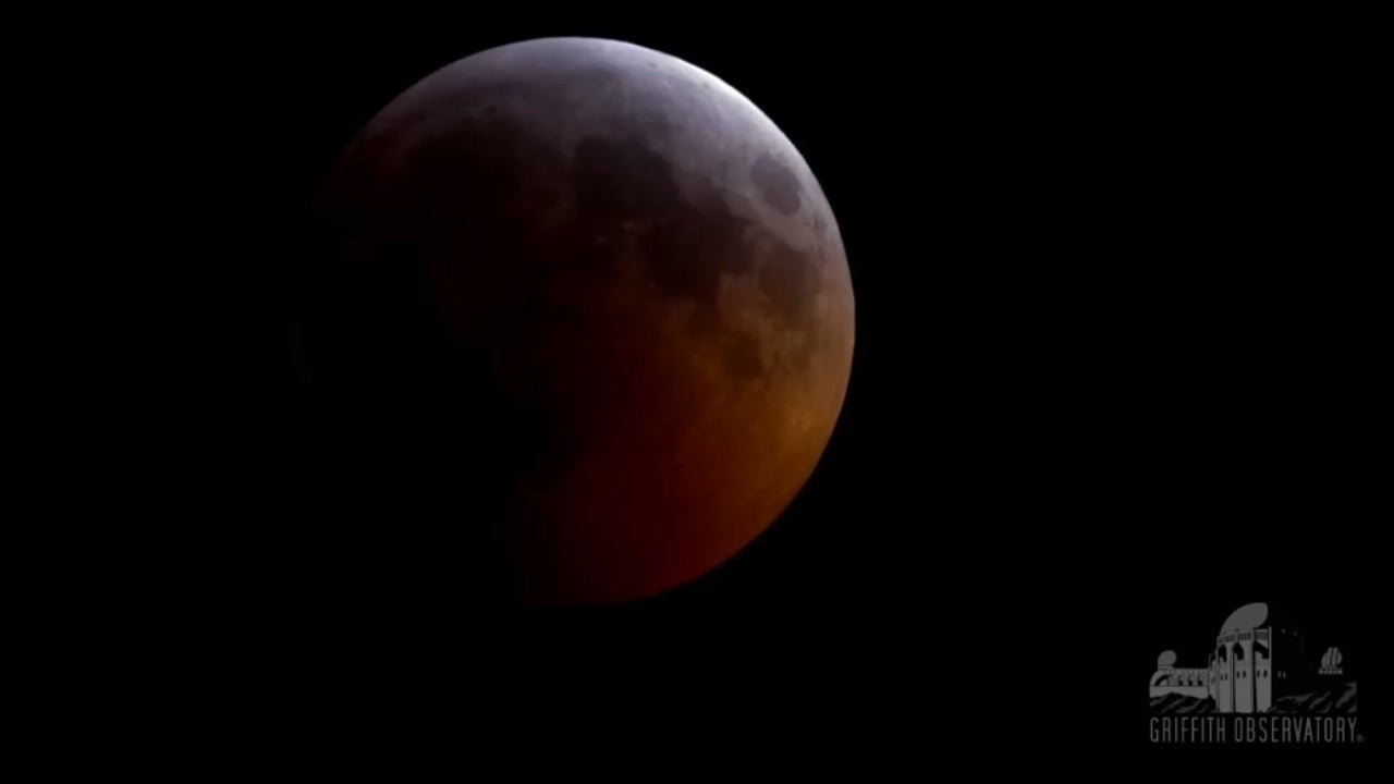 Scientists reveal details of mystery object that smashed into the Moon during lunar eclipse