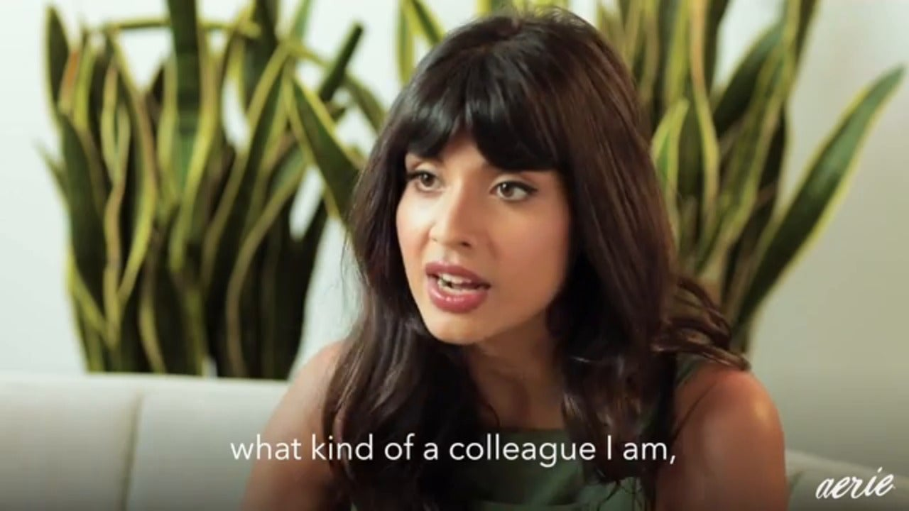 Jameela Jamil reveals she was once punched in the face after rejecting a man