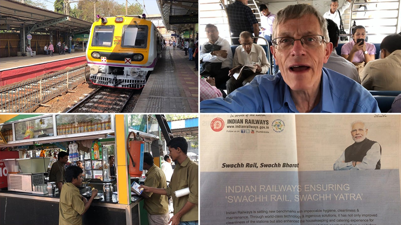 Flipboard: Indian Railways plan train catering revolution with