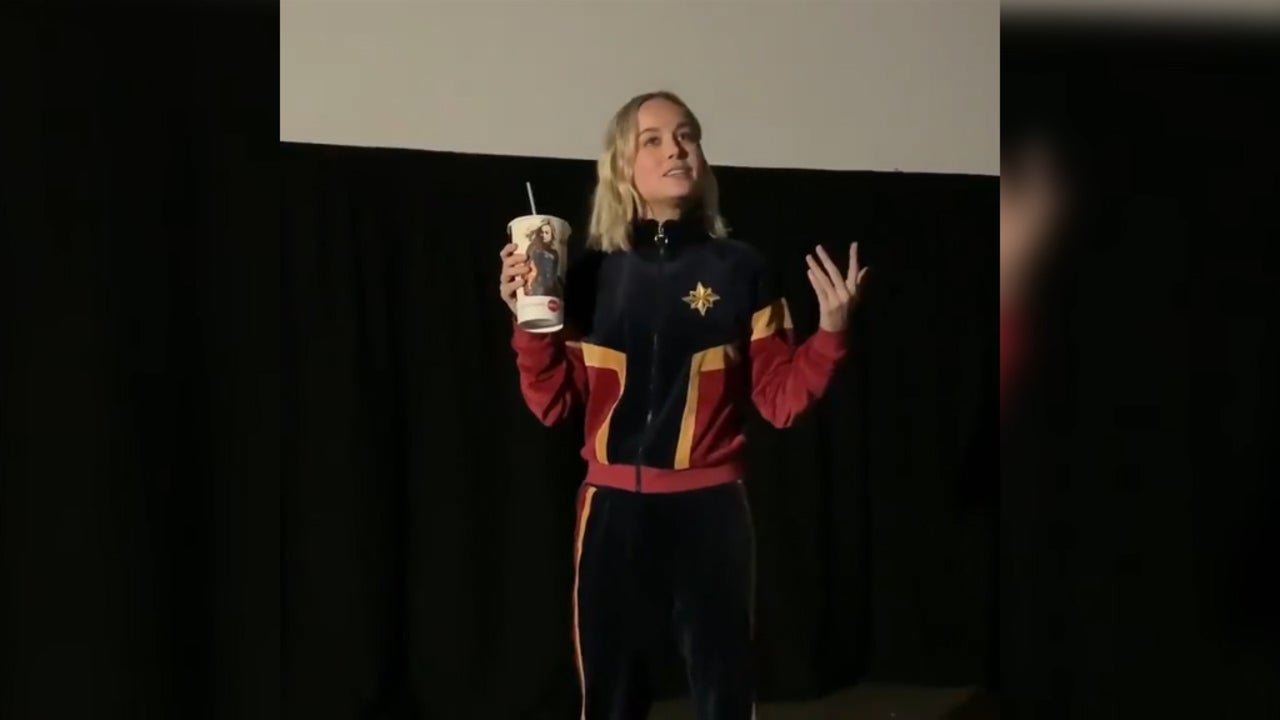Captain Marvel fan breaks record after watching film 116 times