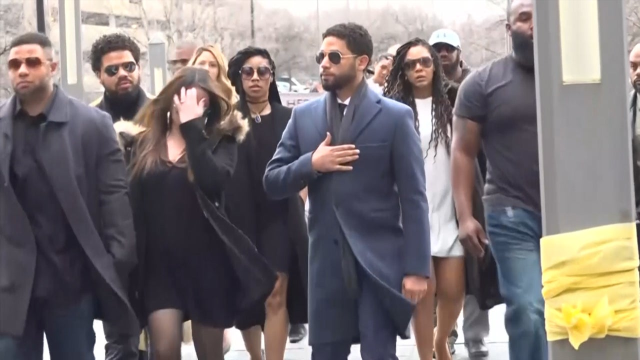 Jussie Smollett: Empire scores lowest ratings in series' history in wake of 'hoax attack'