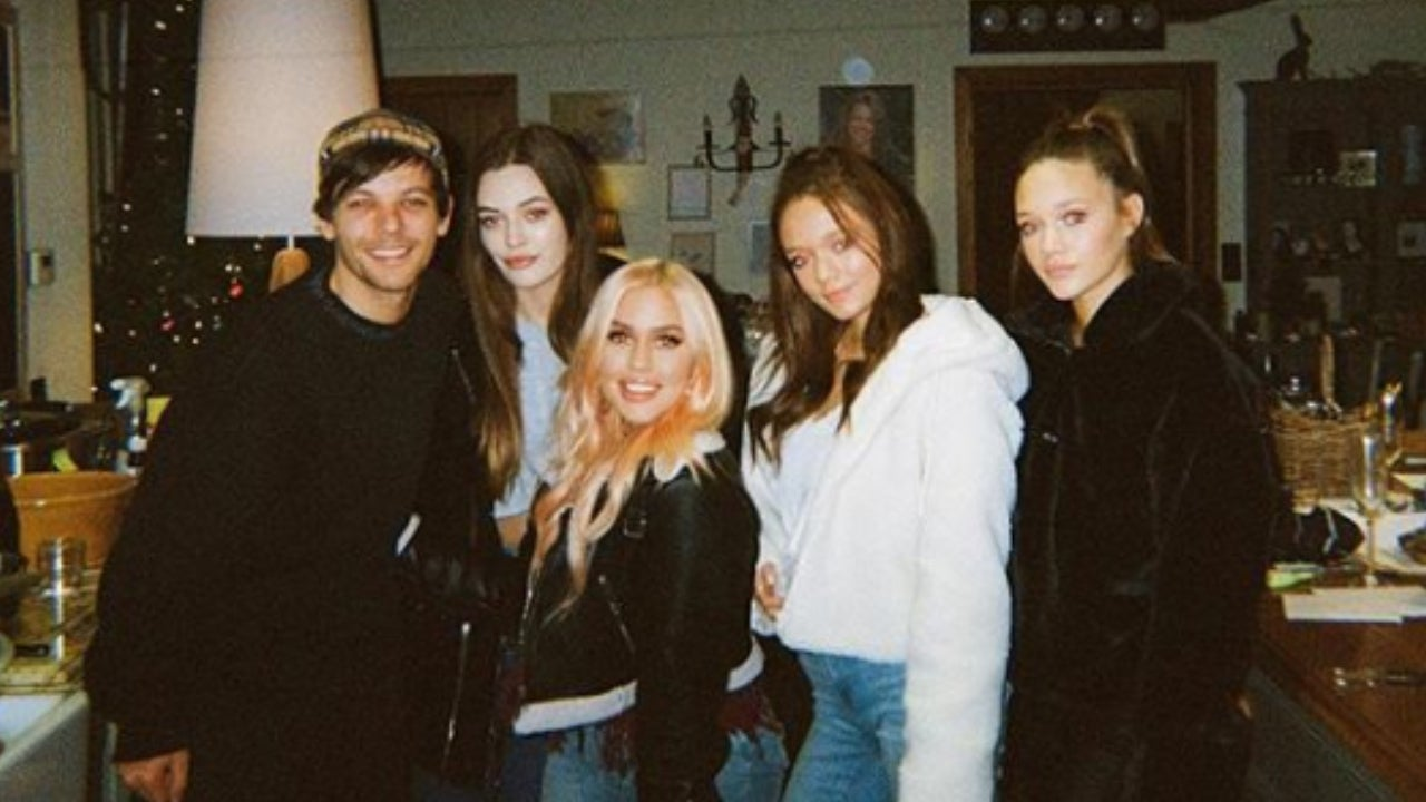 Louis Tomlinson pulls out of Red Nose Day performance after sister Felicite dies aged 18
