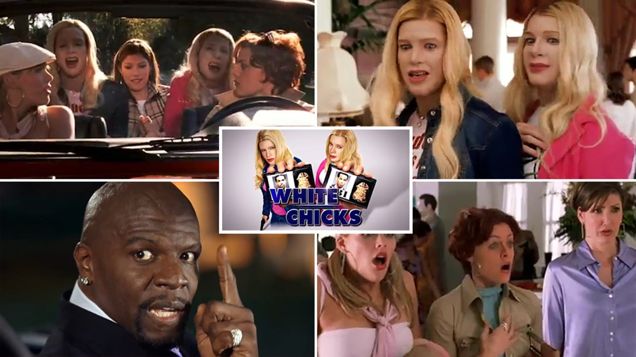 White Chicks 2: Terry Crews says he would 'love' to star in 2004 comedy sequel