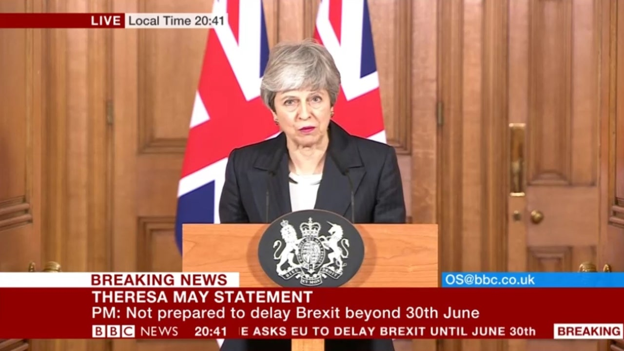 With the single worst speech she has ever given, Theresa May shifted all the blame for the failure of Brexit on to herself