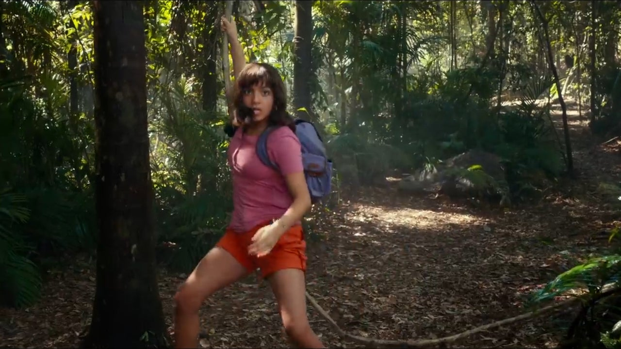 Flipboard: Dora and the Lost City of Gold: First trailer