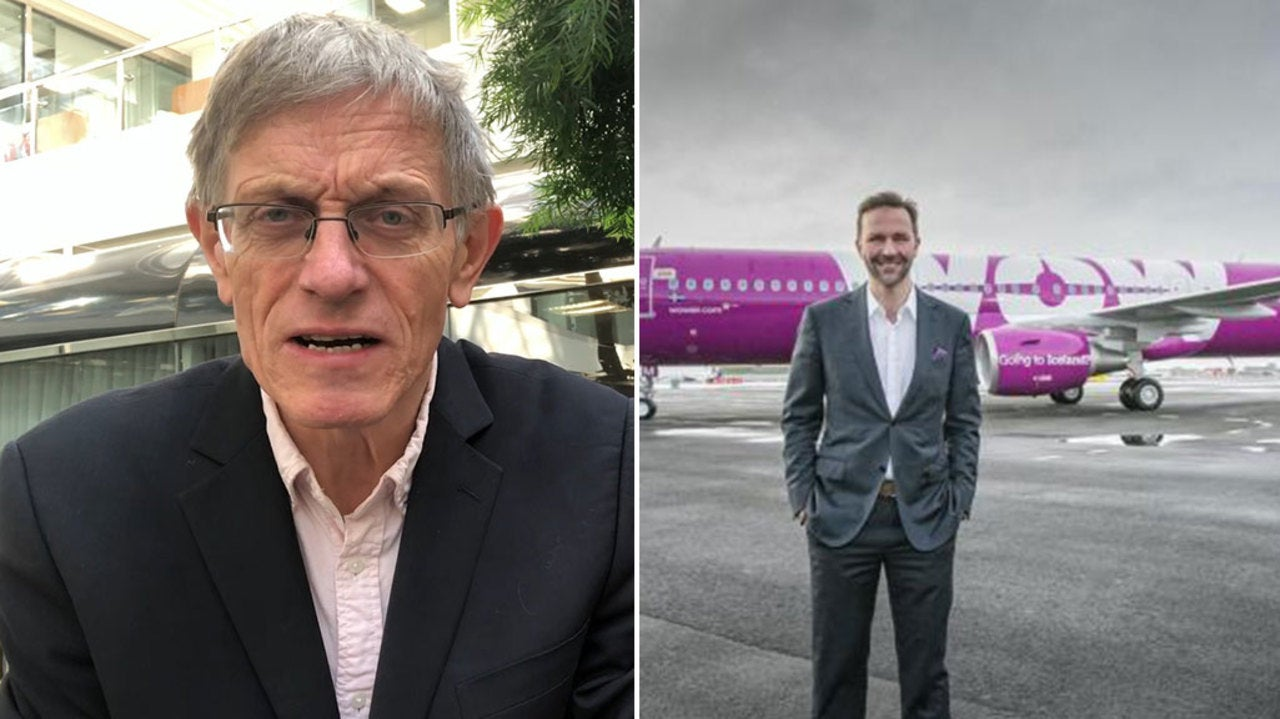 Wow Air: Icelandic airline cancels flights amid fears of possible collapse