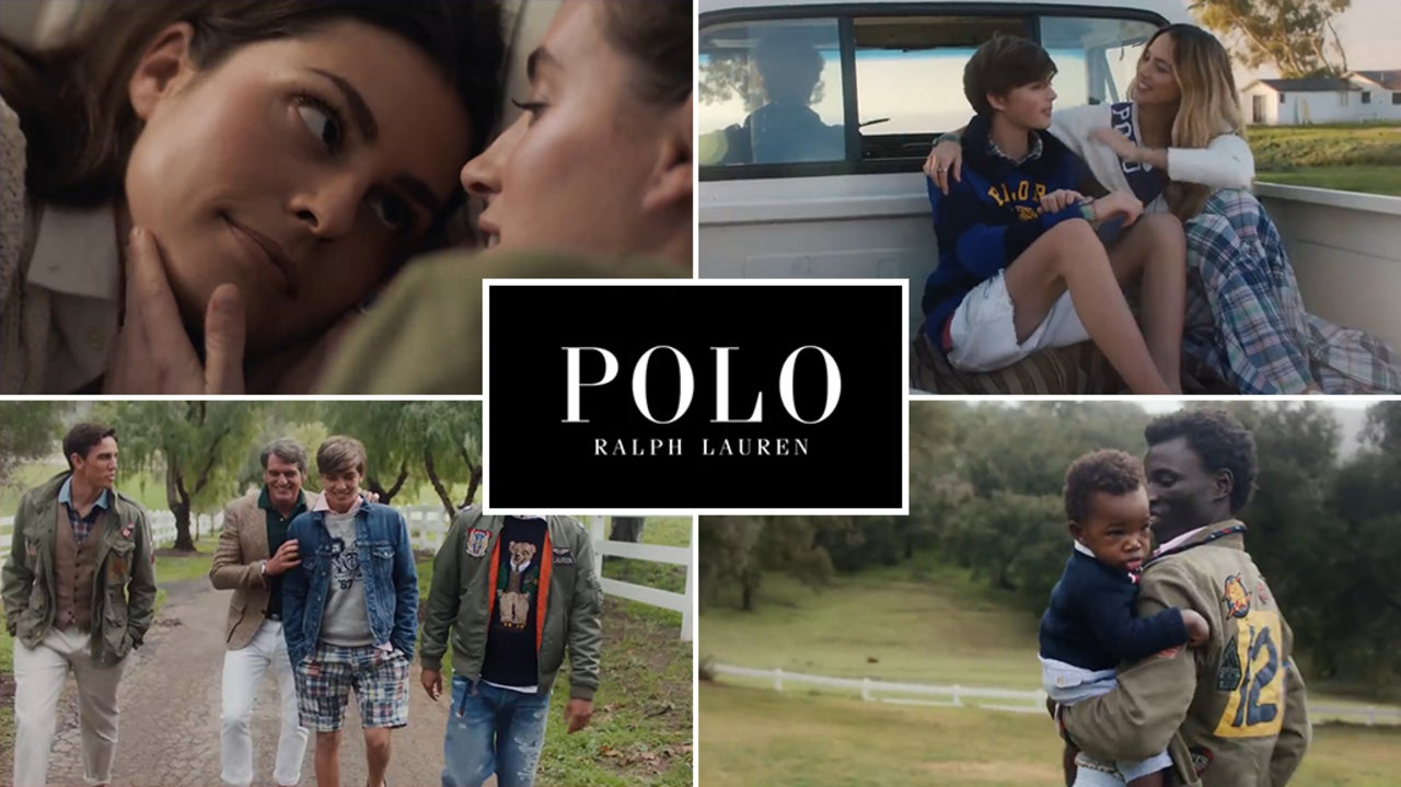 4e753e3c Ralph Lauren features same-sex couple in new ad campaign for the first time  | The Independent