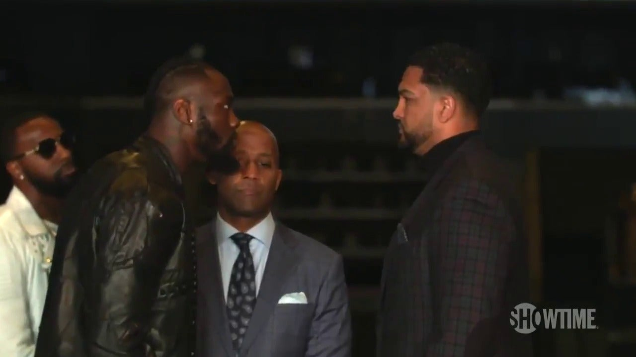 Deontay Wilder claims he wants to kill an opponent in the boxing ring 'because it's legal' ahead of Dominic Breazeale fight