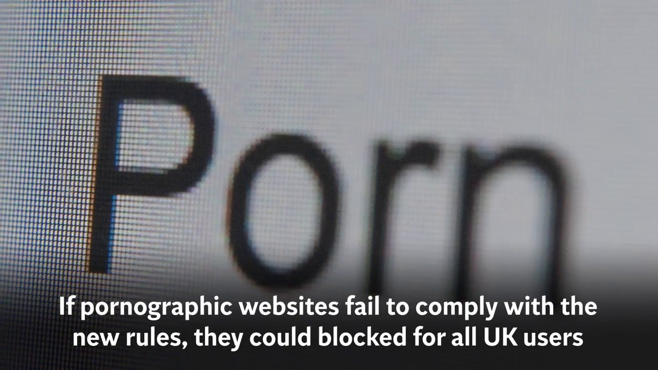UK porn age restrictions to come into effect in July