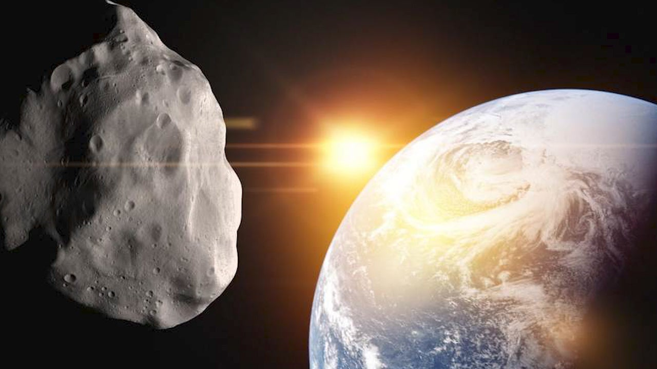 Massive asteroid will pass closer to Earth than the Moon, Nasa warns