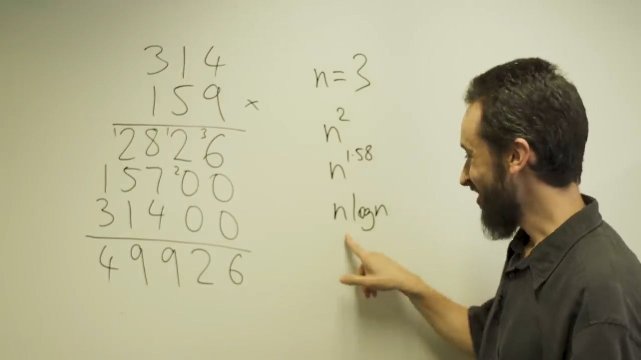 Mathematicians discover new way of multiplying large numbers