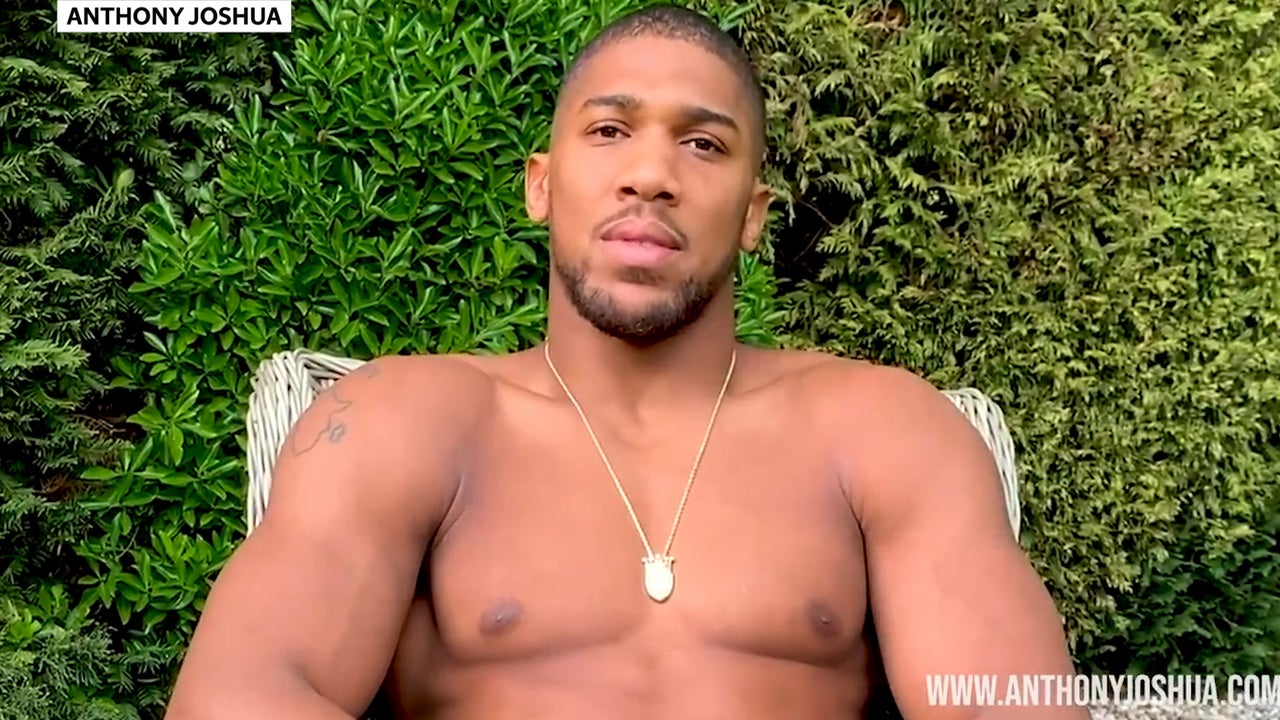 Anthony Joshua: Boxing's doping problem is now 'out of control'