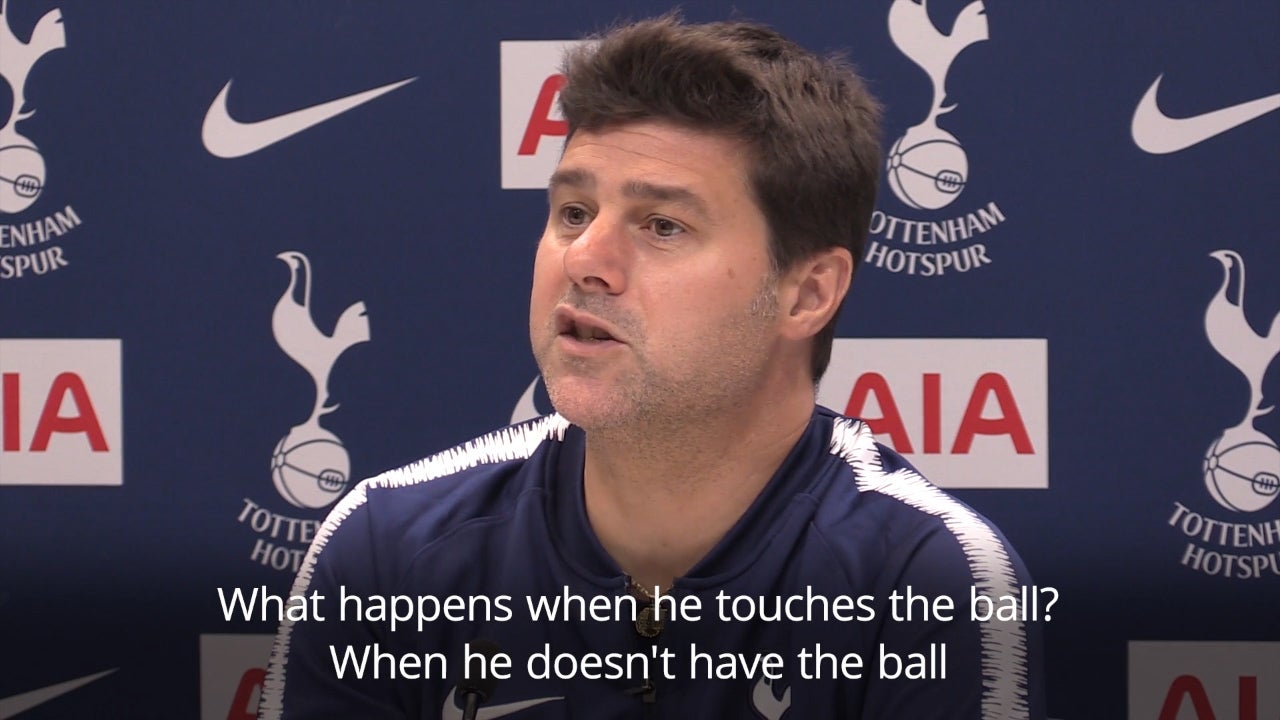 Bournemouth vs Tottenham: Mauricio Pochettino on his best-laid plans going awry