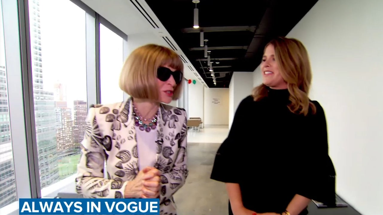 Anna Wintour says Meghan Markle and Kate Middleton are her dream Met Gala guests