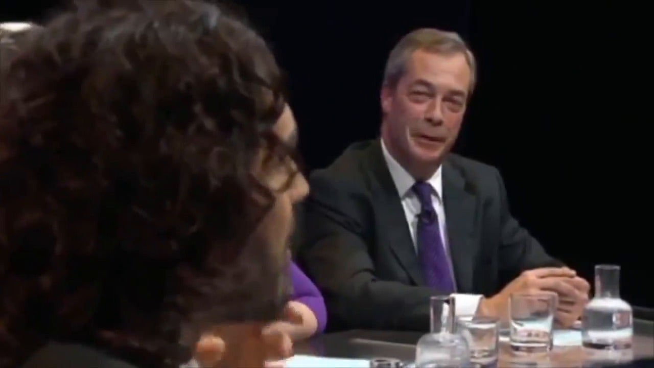 Nigel Farage claims Leavers are the true democrats – this is why he's wrong