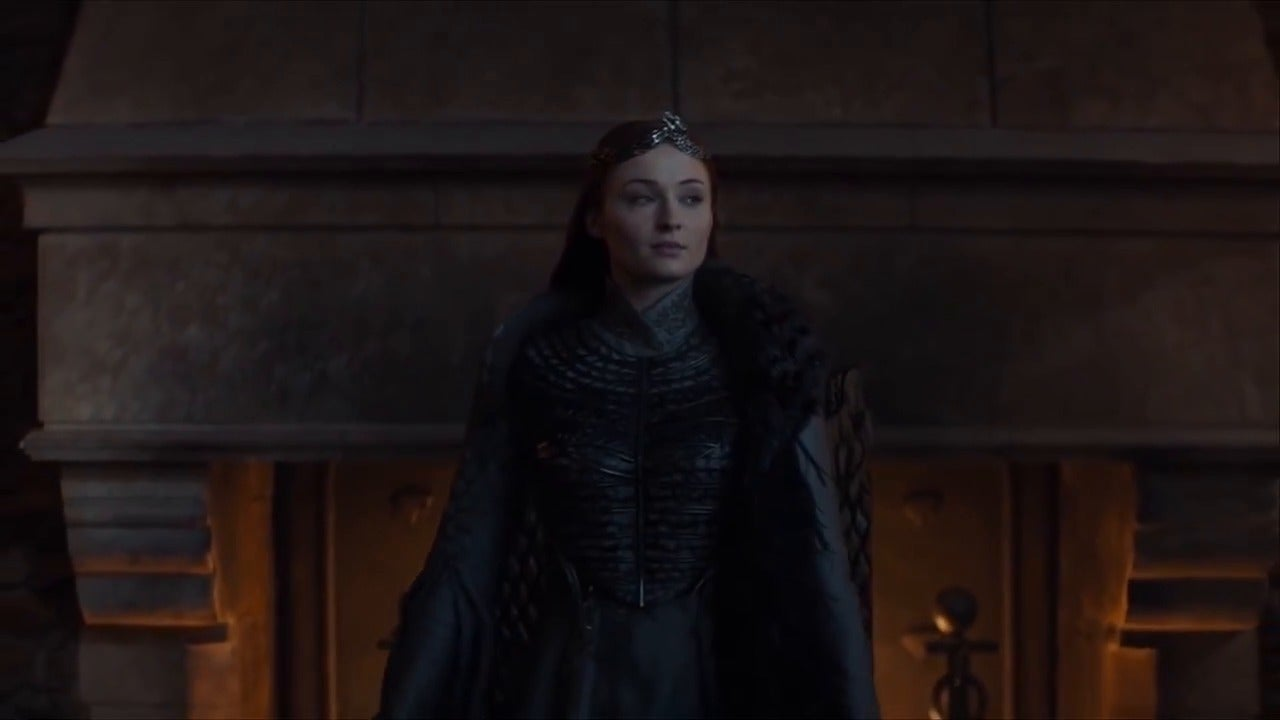 Game of Thrones season 8: The significance of Sansa Stark's finale look