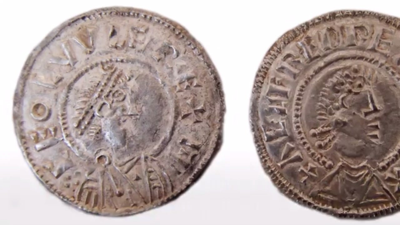 Hoard of Viking coins seized during police raid could 'change Britis…