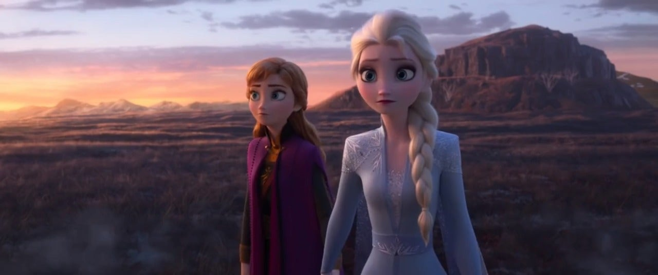 Frozen 2 trailer: New footage shows Elsa, Anna and Olaf in Disney sequel