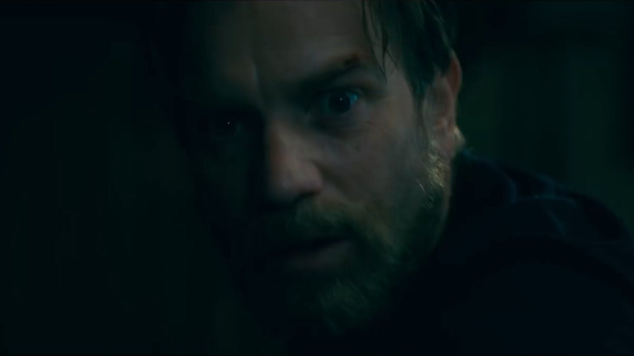 Doctor Sleep: Ewan McGregor and Rebecca Ferguson star in first trailer for The Shining sequel