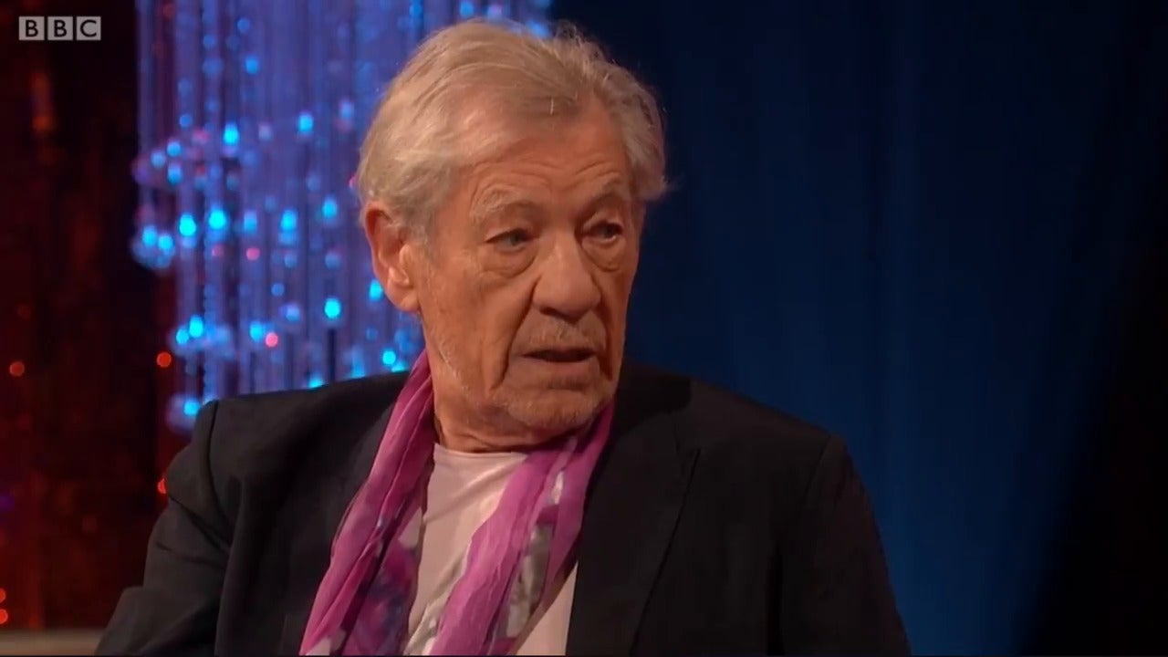 Madonna criticised for 'rude' interactions with Sir Ian McKellen on 'The Graham Norton Show'